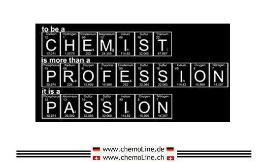 To be a chemist